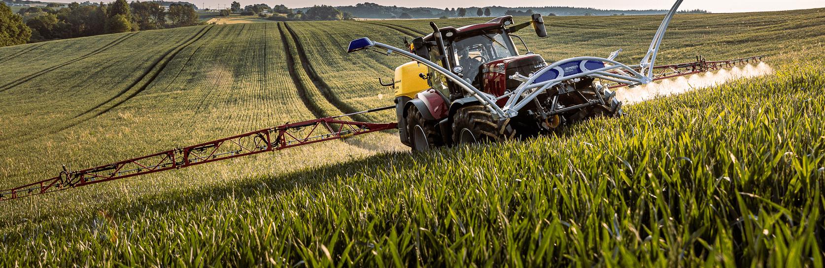ISARIA Produkte: Pro Active für die digitale Landwirtschaft.