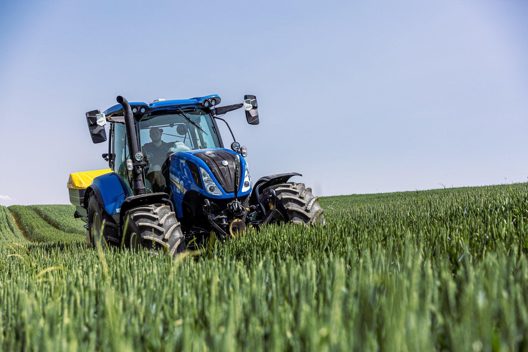 Fertilisation wheat