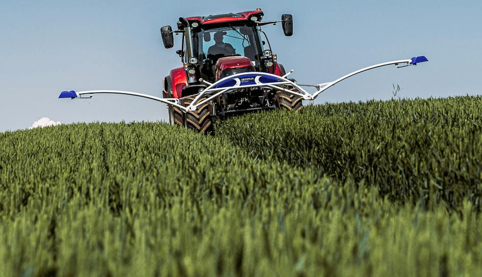 Smart Farming bei ISARIA